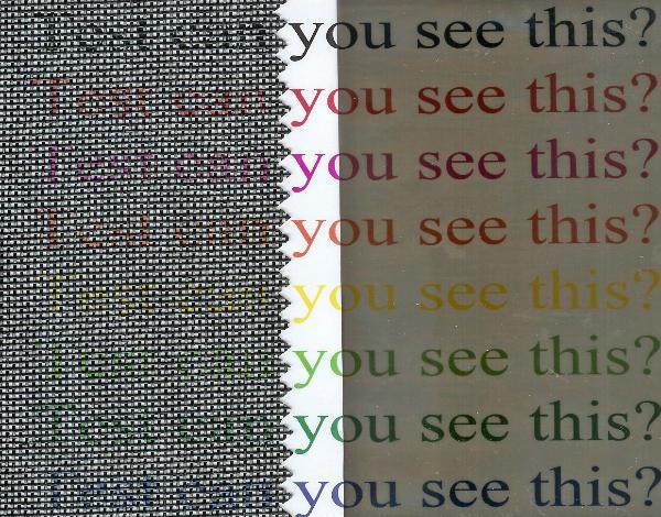 80 Screens Vs Window Tint